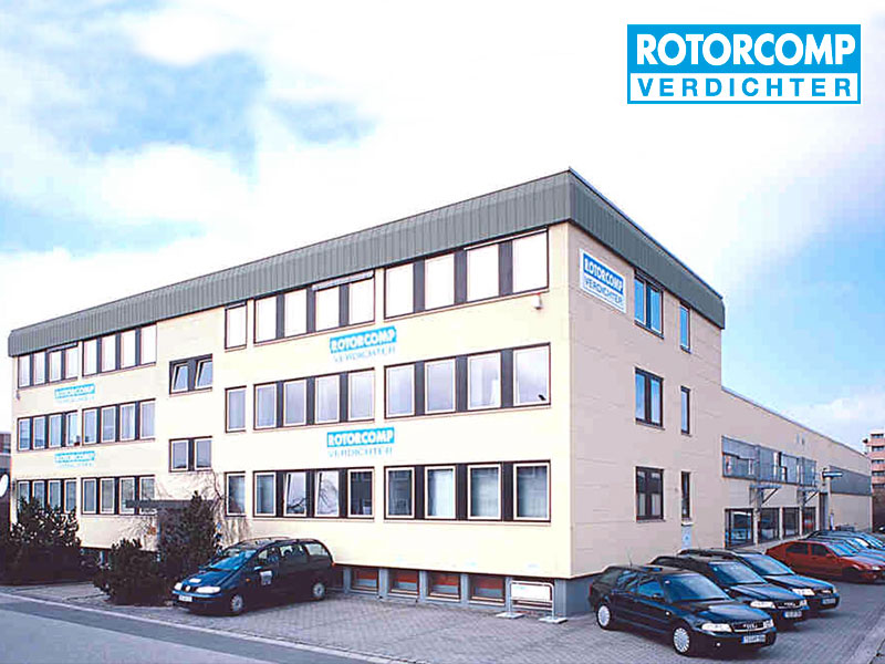 ROTORCOMP VERDICHTER GmbH